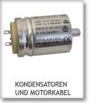 Kondensatoren/Motorkabel