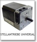 Stellantriebe/Potis