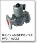 Dungs Magnetventil MVD/MVDLE