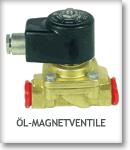Magnetventile Öl