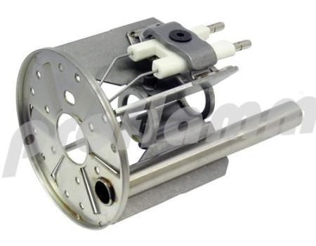 MHG Stauscheibe mit Elektrodenblock