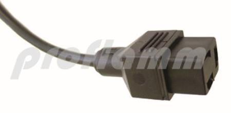 Steckerkabel f. Magnetventil 1150 mm
