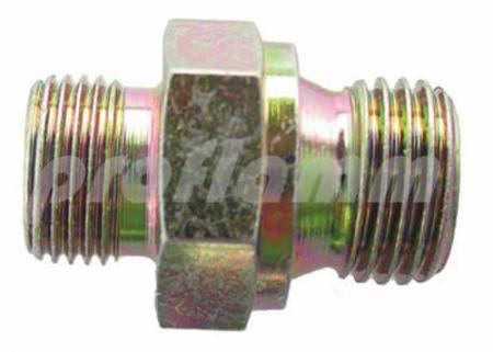 Spezial Anschlussnippel 1/4 x SR8 LLR
