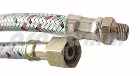Ölschlauch 3/8 x 1/8AG x 1000 mm