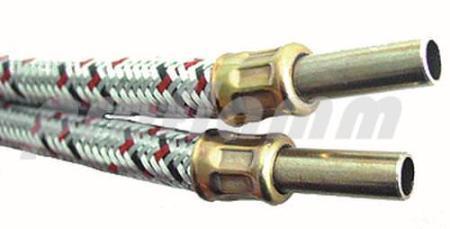 Ölschlauch Uni 10 x 10 x 750 mm