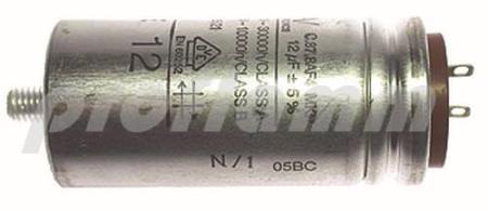 Kondensator MKP 12µF