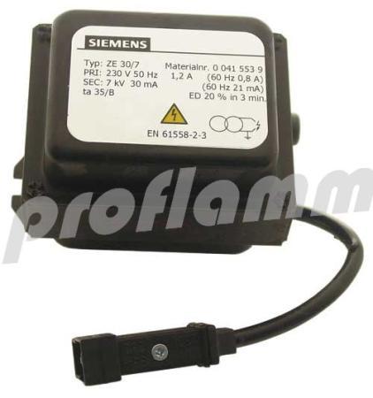 Siemens ZE 30/7 553 Zündtrafo