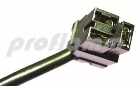 Netzkabel 300 mm für Zündtrafo 3-polig