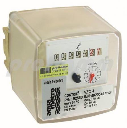 Aquametro VZO 4 Ölzähler