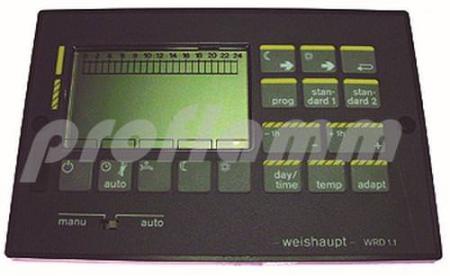 Weishaupt digitalregler wrd 1 1