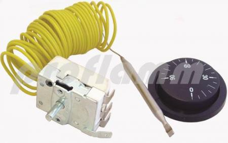 Kapillarthermostat 0-90°C Universal-Kit