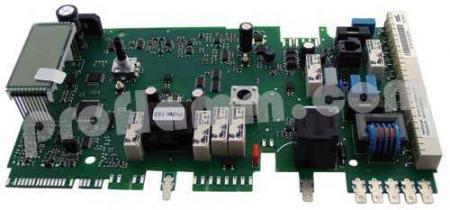 Weishaupt WCM-CPU Ersatzplatine