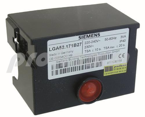 Viessmann Landis Und Gyr Gasfeuerungsautomat LGA 52.171 B27